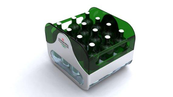 Охладитель пива от Heineken 1