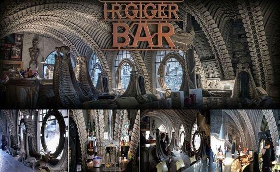 Самые жуткие бары мира 1