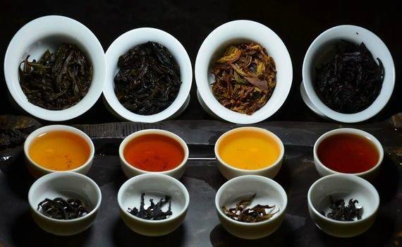 Чай Да Хун Пао 2
