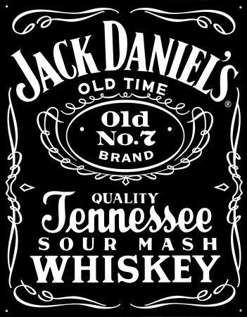 Jack Daniel's. История дизайна бутылки и загадочная цифра 7